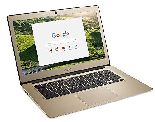 "Acer 14"" Chromebook Celeron N3160 Quad-Core 1.6GHz, 4GB R..."