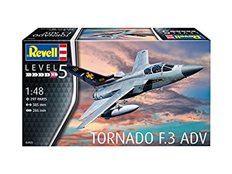 amazon com revell of germany 1 48 uk air force tornado f 3 adv
