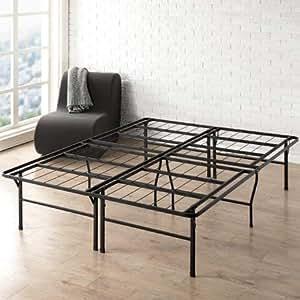 metal bed frame mattress 18 inch metal platform bed full platform bed frame kitchen. Black Bedroom Furniture Sets. Home Design Ideas