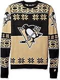 FOCO NHL Big Logo Ugly Crew Neck Sweater