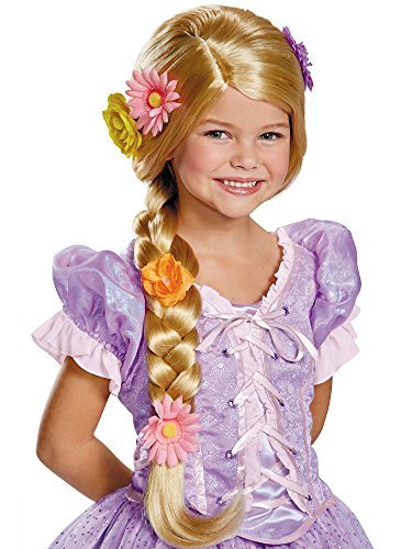 Rapunzel Disney Princess Tangled Prestige Child Wig ()