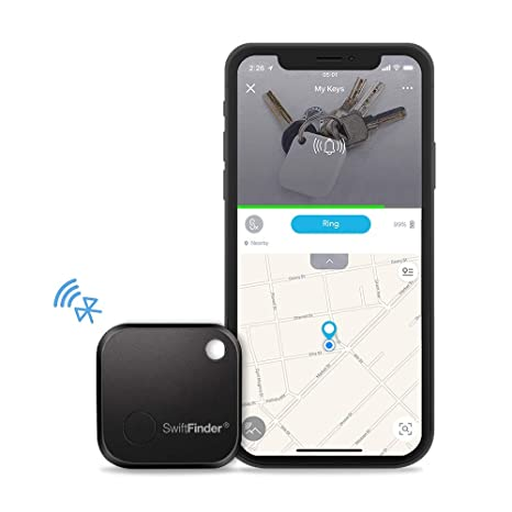 Amazon.com: SwiftFinder Wireless Key Finder, Mini Bluetooth ...