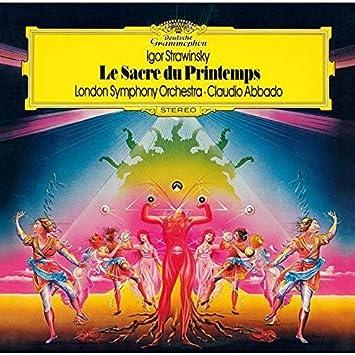 ストラヴィンスキー:バレエ「春の祭典」、バレエ組曲「火の鳥」、バレエ「カルタ遊び」