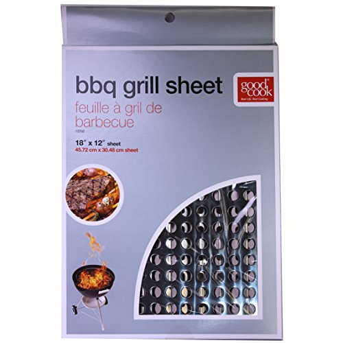 Good Cook Barbecue Grill Sheet, 18