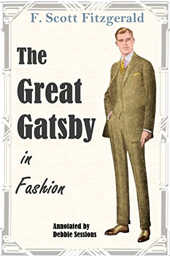 Dress in Great Gatsby Clothes for Men Great Gatsby in Fashion eBook $2.99 AT vintagedancer.com
