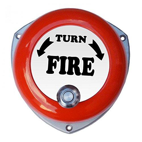 Feueralarm, Handglocke, rotierend