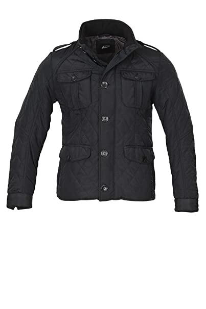 Guess by Marciano Chaqueta Hombre Negro poliamida 46