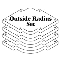Woodhaven 3650 Outside Radius Set