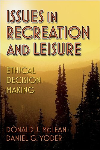 Issues In Recreation+Leisure