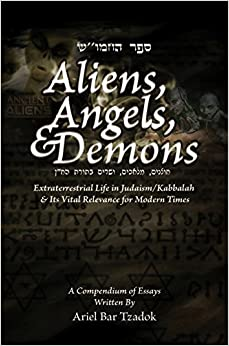 Image result for aliens, angels, and demons