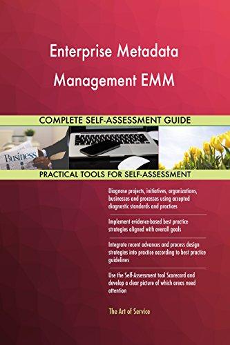 Enterprise Metadata Management EMM Toolkit: best-practice templates, step-by-step work plans and maturity diagnostics