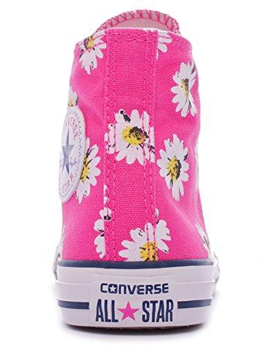 Converse Chuck Taylor Hi Canvas Graphic bambina, tela, sneaker alta