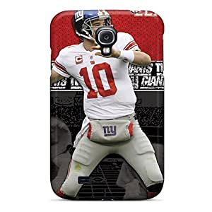 Hot Design Premium XKL1728Dnlg Tpu Cases Covers Galaxy S4 Protection Cases(new York Giants)