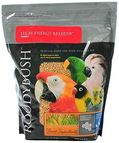 Roudybush High Energy Breeder Bird Food, Crumbles, - High Energy Roudybush Breeder