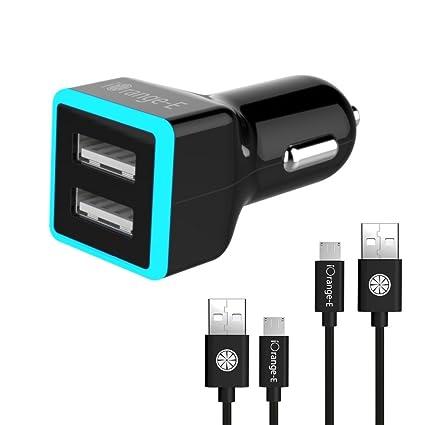 Amazon.com: QC 2.0 Car Charger, USB Adapter iOrange-E Quick ...