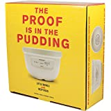 The Proof Is In The Pudding Bowls - Set of Four - Ceramic