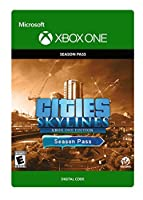 Cities: Skylines - Season Pass - Xbox One [Digital Code]