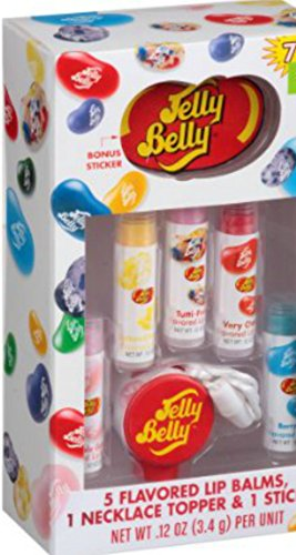 Jelly Belly Lip Balm Set - 1