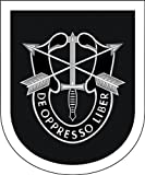 "US Army 5th Special Forces Group Decal Sticker 3.8"" 6pk"