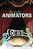 Acting for Animators, Ed Hooks, 0415580242