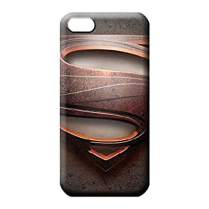 iphone 5c Protection Fashionable For phone Protector Cases cell phone carrying skins man of steel superman