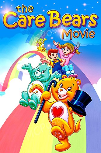 PremiumPrints - The Care Bears Movie Poster - XMCP470 Premium Decal 11