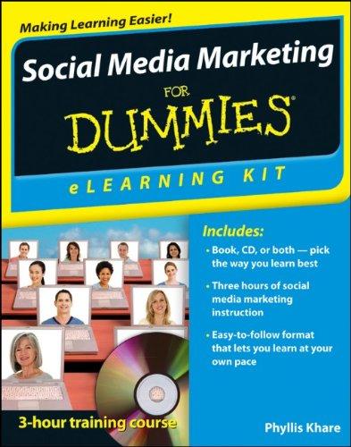 Social Media Marketing eLearning Kit For Dummies
