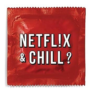 Amazon.com: Netflix y Chill Condón: Health & Personal Care