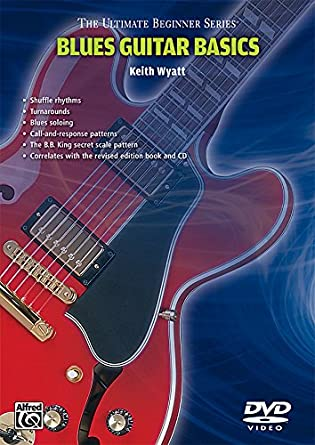Amazon com: Ultimate Beginner Series: Blues Guitar with
