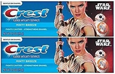Toothpaste: Crest Pro-Health Junior