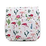 Clover Flamingo hombro llevar–carcasa protectora para Fujifilm Instax Mini 88+ 9–Cámara instantánea, con correa ajustable–Cactus