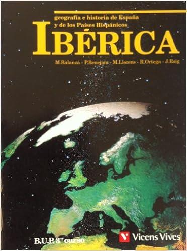 Iberica : geografia e historia, 3 bup: Amazon.es: Balanza Perez ...