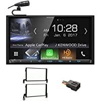 Kenwood DVD Bluetooth Receiver Android/Carplay/Dual USB For 1999-2003 Ford F-150