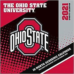 Ohio State 2021 Academic Calendar Pictures