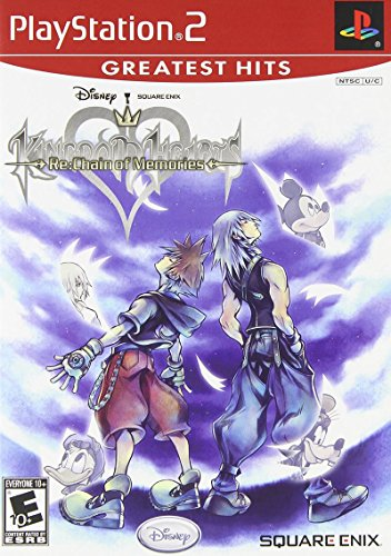 Kingdom Hearts Re:Chain of Memories (Kingdom Hearts 1 Ps2)
