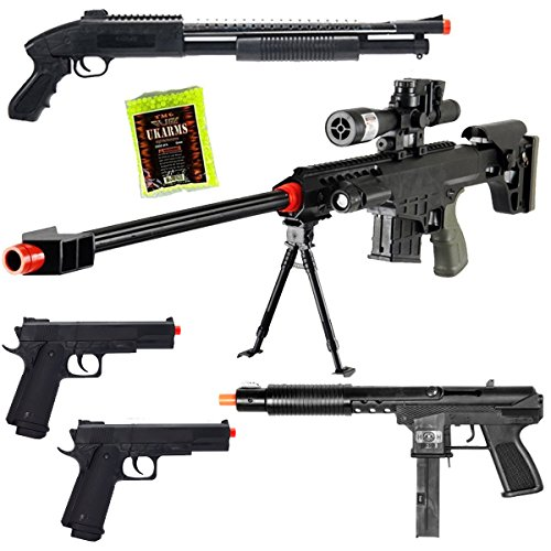 good airsoft sniper rifles - 6