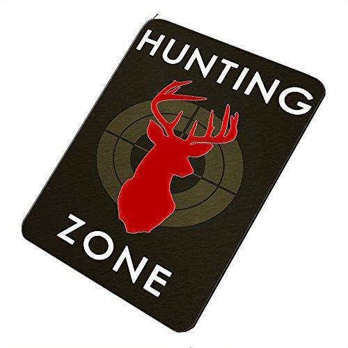 Hunting Zone Decorative Mousepad
