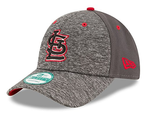"""St. Louis Cardinals New Era 9Forty MLB """"The League Shadow"""" Adjustable Hat – DiZiSports Store"""