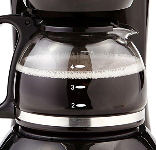 CE North America CP43929 4-Cup Digital Coffee Maker-BLK by CE North America (Image #2)