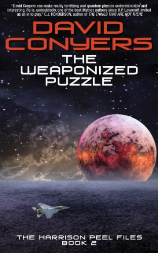book cover of The Weaponized Puzzle