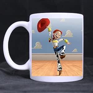 Custom Popular Disney Movie Toy Story White Mug Ceramic Mug