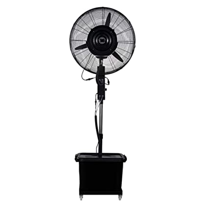 Heavy Duty Fan >> Big Vertical Fan Cooling Atomizer High Speed Base Heavy Duty Fan