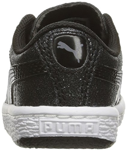 Puma Toddler Puma Kids Basket Holiday Black Sneaker Glitz xgnqYRzZ