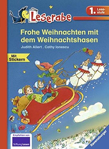 Frohe Weihnachten mit dem Weihnachtshasen (Leserabe - 1. Lesestufe)