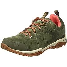 Columbia Women's Fire Venture Low Waterproof hiking Shoe