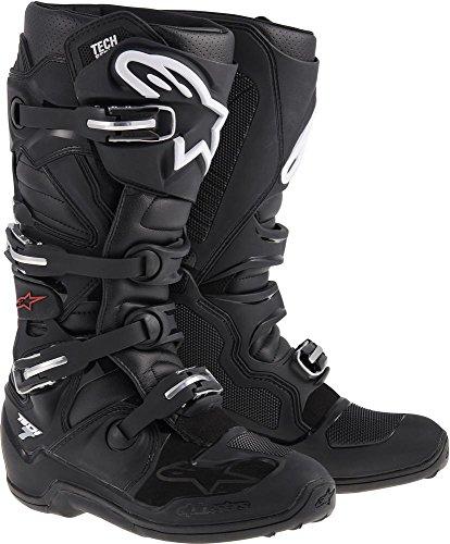 Alpinestars Tech 7 Men's Off-Road Motorcycle Boots - Black / - Outlet Denton Stores