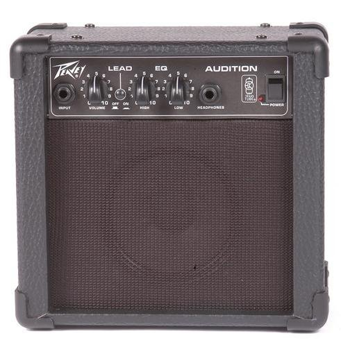 Peavey AUDITION 2 Channel Guitar Amplifier Emulated Sound