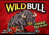 Wild Bull All Natural Enhancer (10 Capsules) ~ from