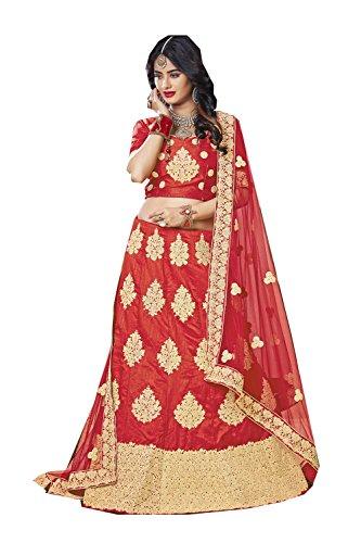 Da Facioun Indian Designer Partywear Ethnic Traditional Magento Lehenga Choli by Da Facioun