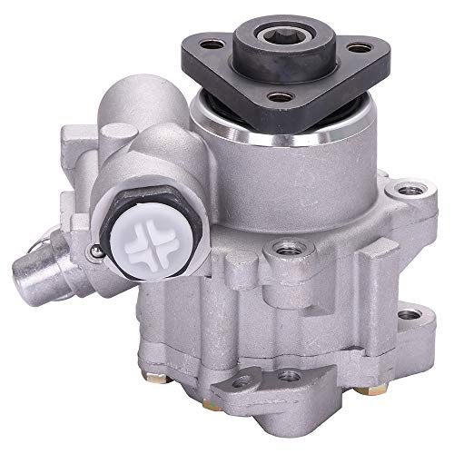 ECCPP 21-5426 Power Steering Pump Power Assist Pump Fit for 2002 Audi A6, 2000-2004 Audi A6 Quattro, 2001-2005 Audi Allroad Quattro, 2002-2004 Volkswagen Passat (Steering Audi Power Pump)